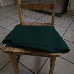 Oval  cloth